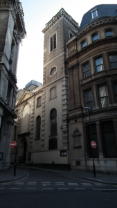 St. Clement Eastcheap 7
