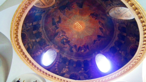 St. Mary Abchurch, dome 1