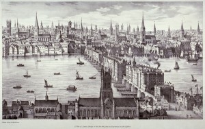 london bridge print