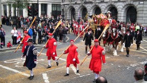 lord mayors show 2011