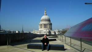 St. Paul's and me from 1newchange