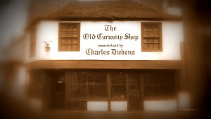 The Old Curiosity Shop market