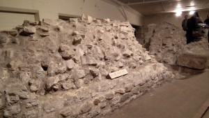 Roman Wall, Barbican